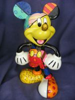 Disney by Romero Britto