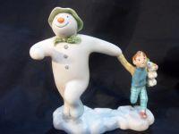 JBS15 John Beswick The Snowman - Taking Off