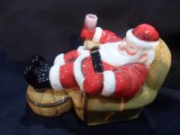 JBX03 John Beswick from The Snowman range - Father Christmas Takes a Rest