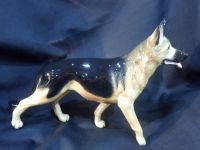 JBCOD5 John Beswick Dogs & Cats - German Shepherd Dog