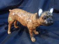 JBPP1BRI John Beswick Dogs & Cats - French Bull Dog Brindle