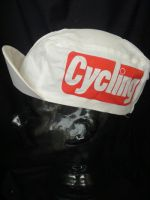 H196 - Cycle Cap Printed with logo for Cycling Magazine ' Cycling '
