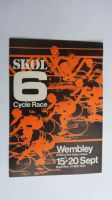H1163 - 1972 - Skol 6 Cycle Race Postcard
