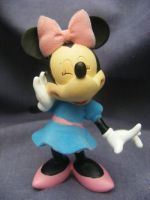 4020884 Disney Showcase Collection Minnie Laughing